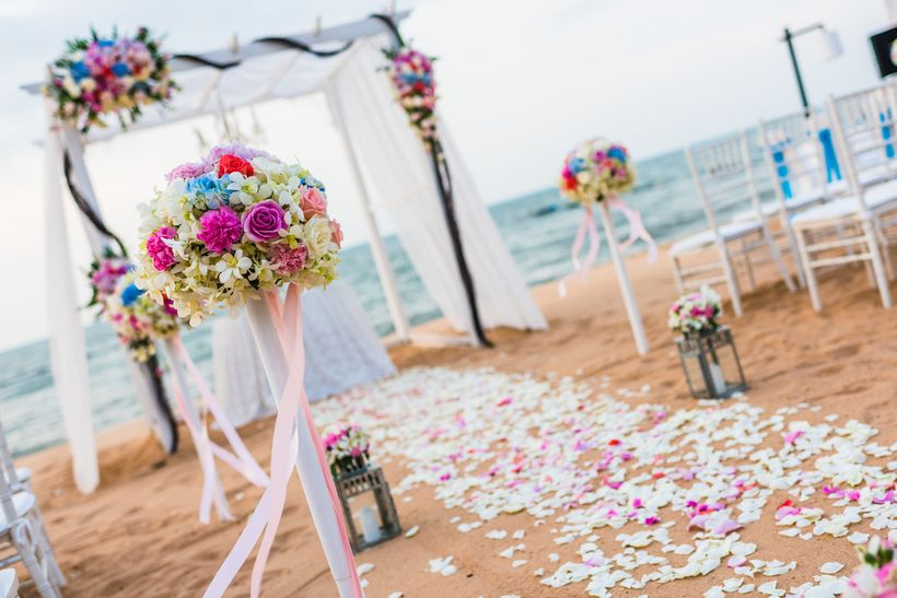 Destination Wedding Etiquette Huffpost