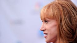 CNN Fires Kathy Griffin Over Photo Shoot With Bloodied Trump