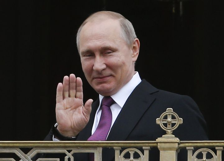 Russian President Vladimir Putin has grand plans for using the Arctic region to benefit his country.