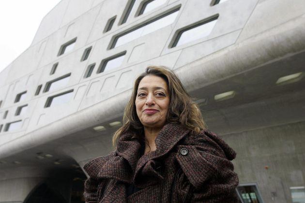ザハ・ハディドがGoogleのロゴに 偏見と闘った彼女が残した大きな功績