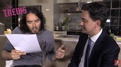 Russell Brand Endorses Jeremy Corbyn In Latest Eerie Repeat Of 2015