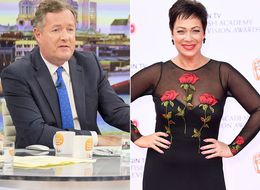 Denise Welch Labels Piers Morgan 'A F**king Disgrace' As He Hits Out Over Mental Health (Again)