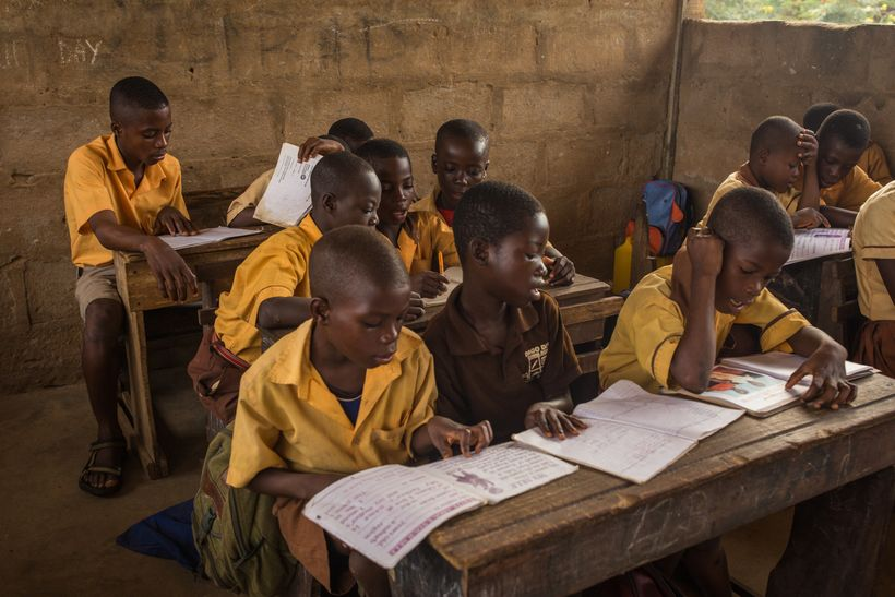 Ghana anti-trafficking experts say that schooling is one of the most important ways to prevent child trafficking. An educated