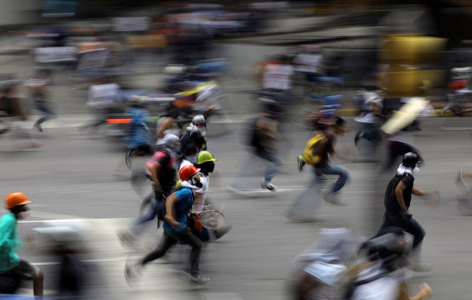 Caracas, Venezuela, May 30.