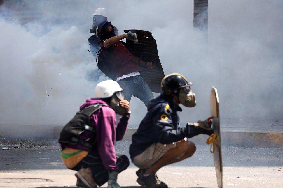Caracas, Venezuela, May 29.