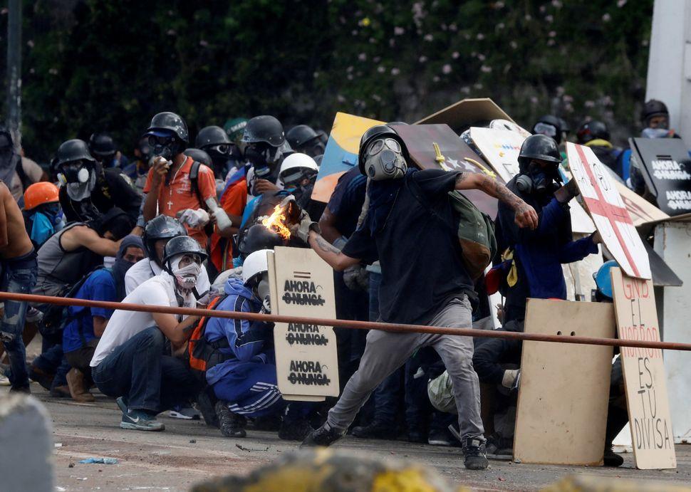Caracas, Venezuela, May 27.