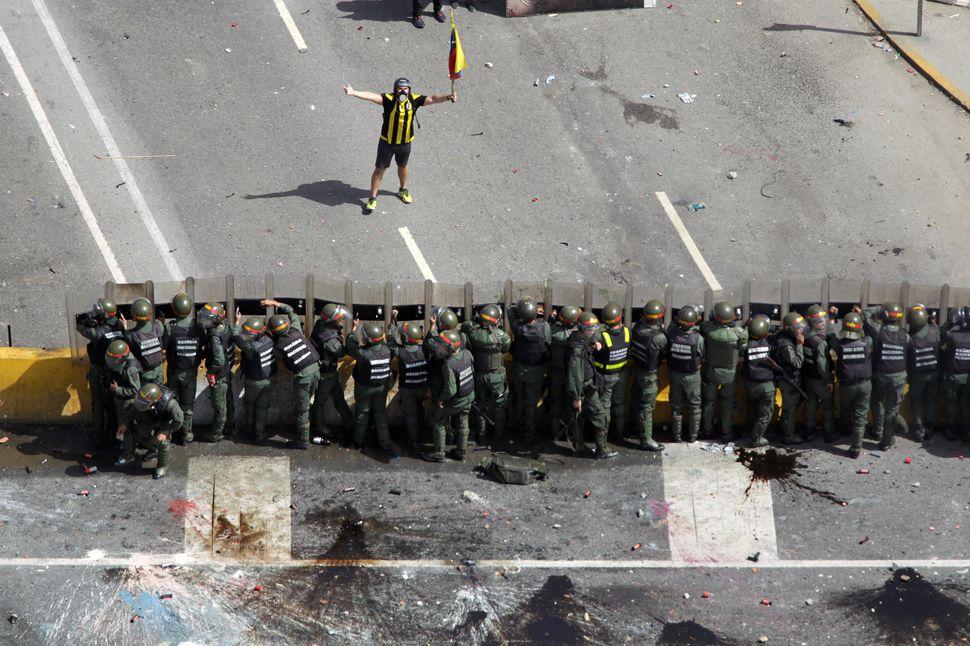 Caracas, Venezuela, May 26.