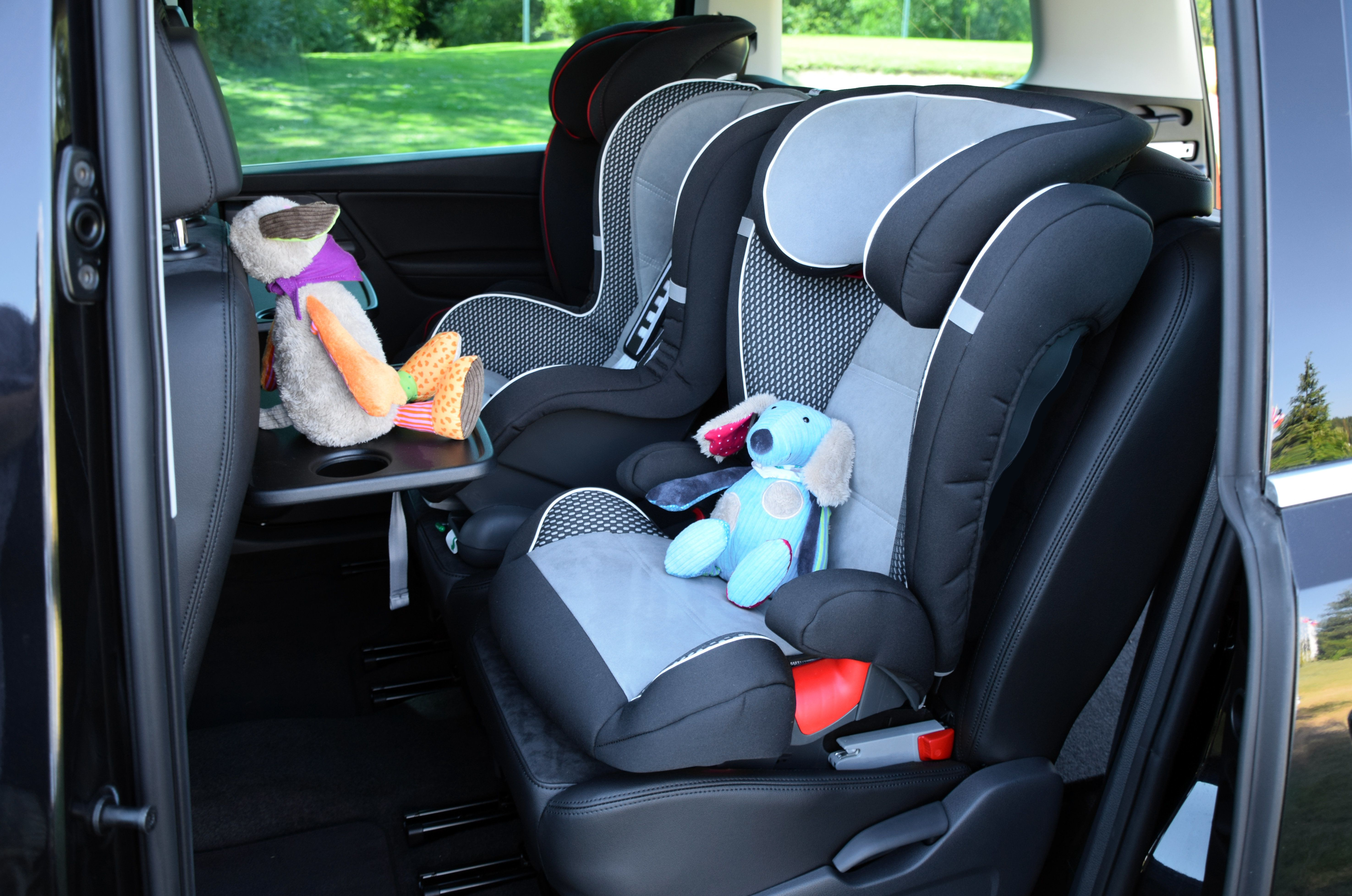 Studies have shown that most parents installcar seatsincorrectly.
