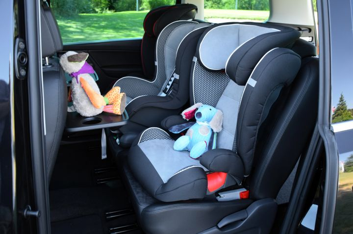 Studies have shown that most parents install car seats incorrectly.