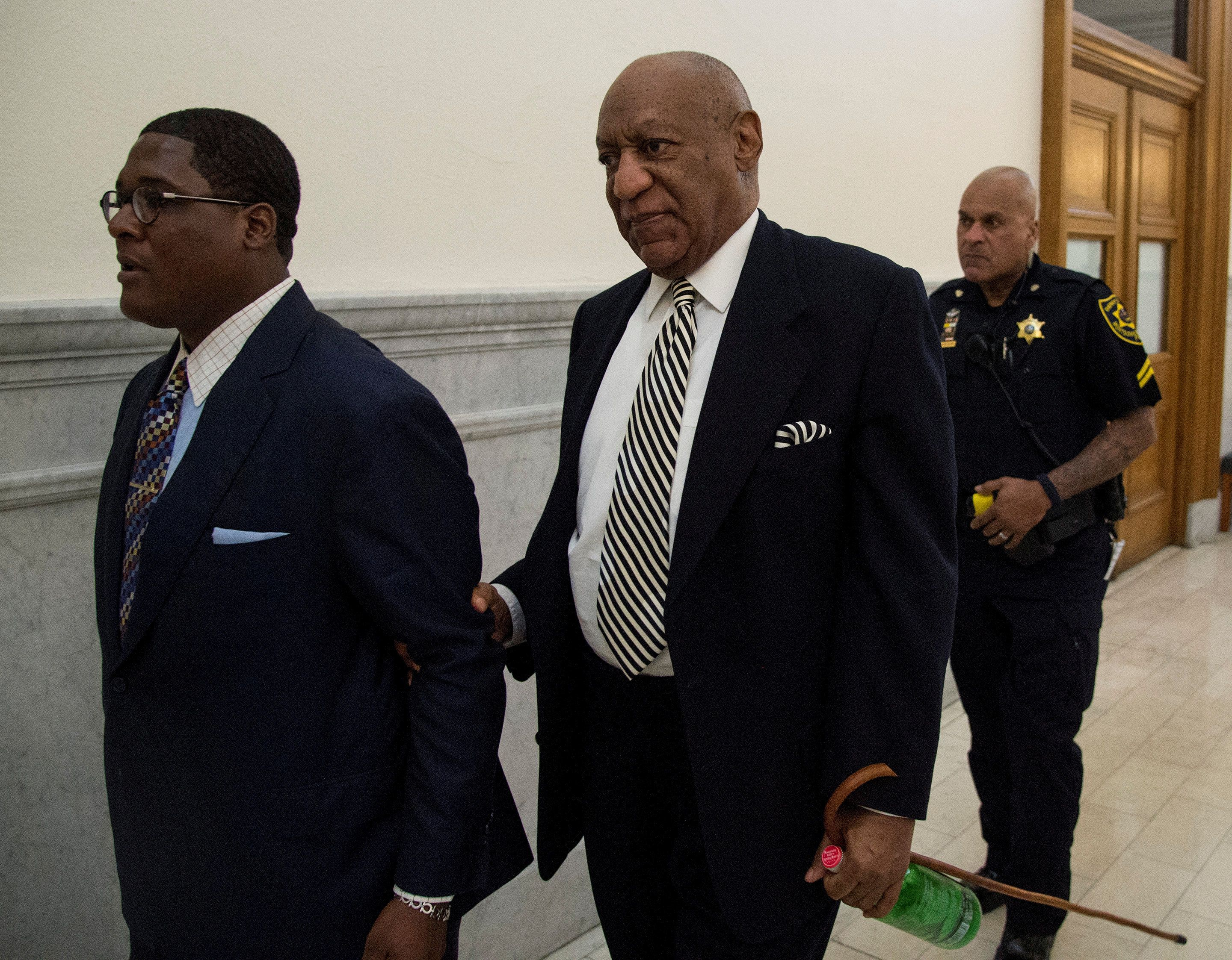 Accused By Dozens, Bill Cosby Heads To Trial Over Single