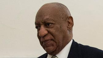 FILE PHOTO -Actor Bill Cosby (C) leaves for a lunch break during a hearing for his upcoming sexual assault trial at Montgomery County Courthouse in Norristown, Pennsylvania, U.S., April 3, 2017.   REUTERS/Clem Murray/Pool/File Photo