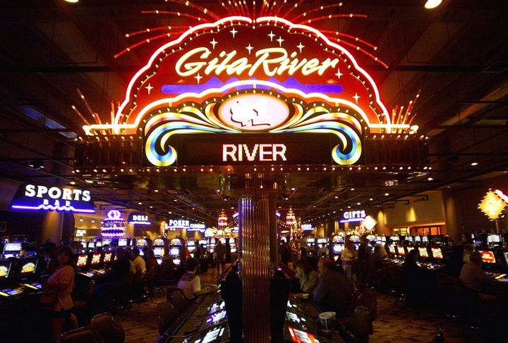 The Gila River Indian Community fought the opening of a casino owned by a rival tribe for years and spent millions lobbying W