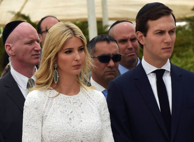 Ivanka Trump reportedly pressured her father to stay in the historic Paris climate