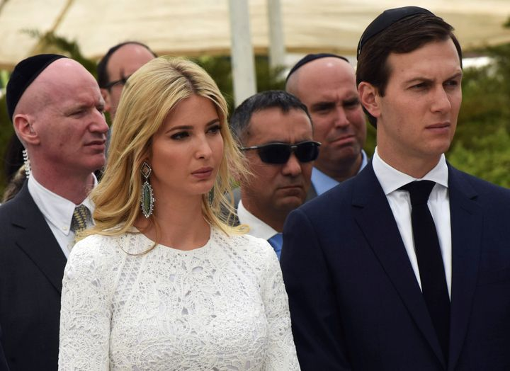 "Ivanka Trump reportedly <a href=""https://twitter.com/jonathanvswan/status/869890727861465088"" target=""_blank"">pressured her f"
