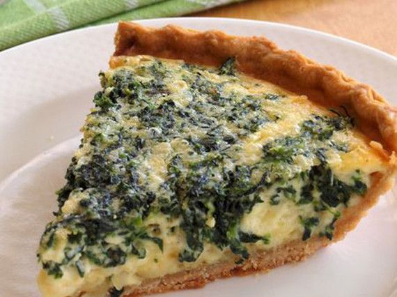 Quiches stratas and frittatas 6 easy and elegant egg dishes huffpost one of my all time most requested recipes this classic french quiche is made with heavy cream and gruyre theres also a good bit of spinach forumfinder Choice Image