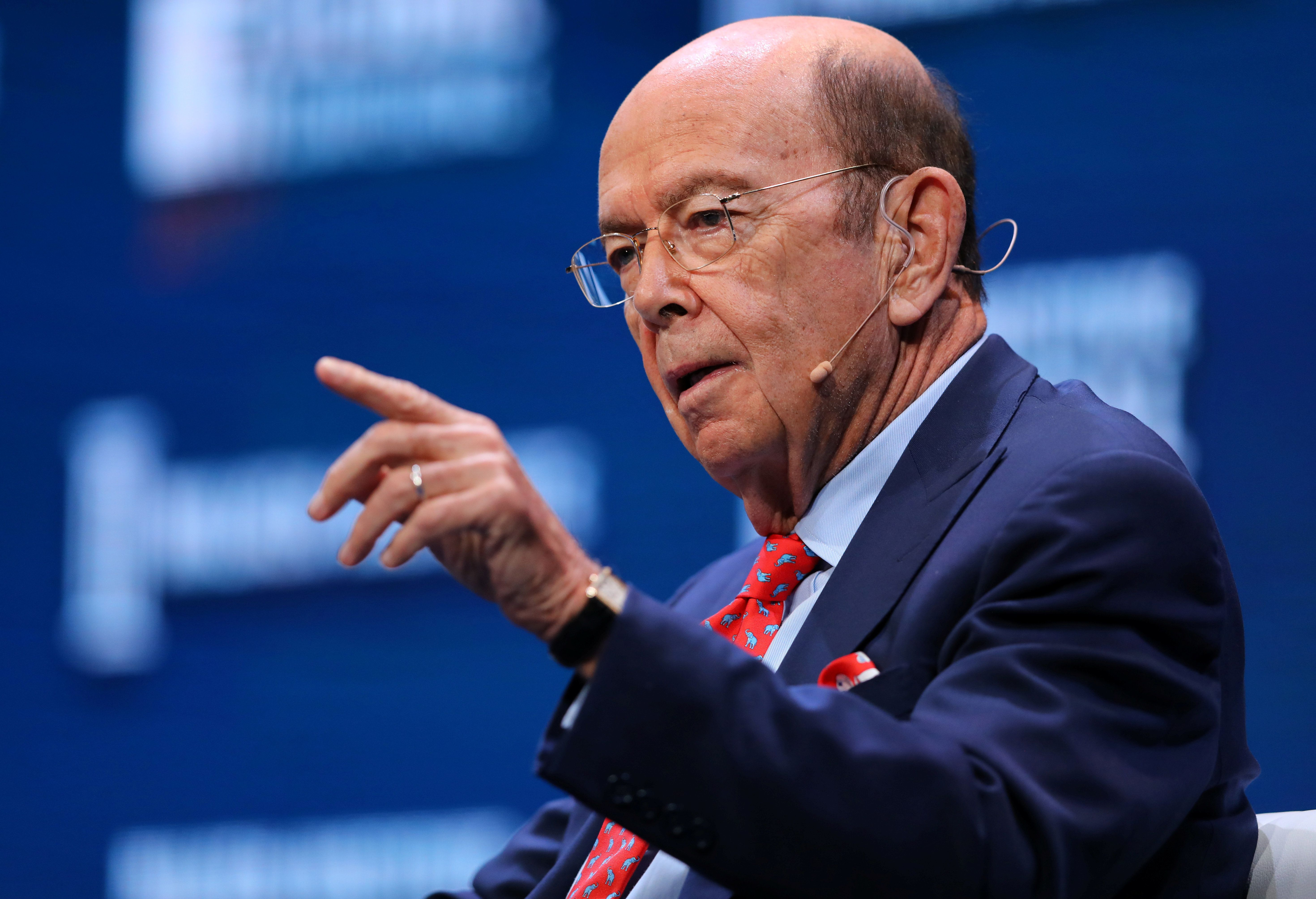 As commerce secretary, Wilbur Ross is charged with overseeing President Donald Trump's overhaul of U.S. trade policy.