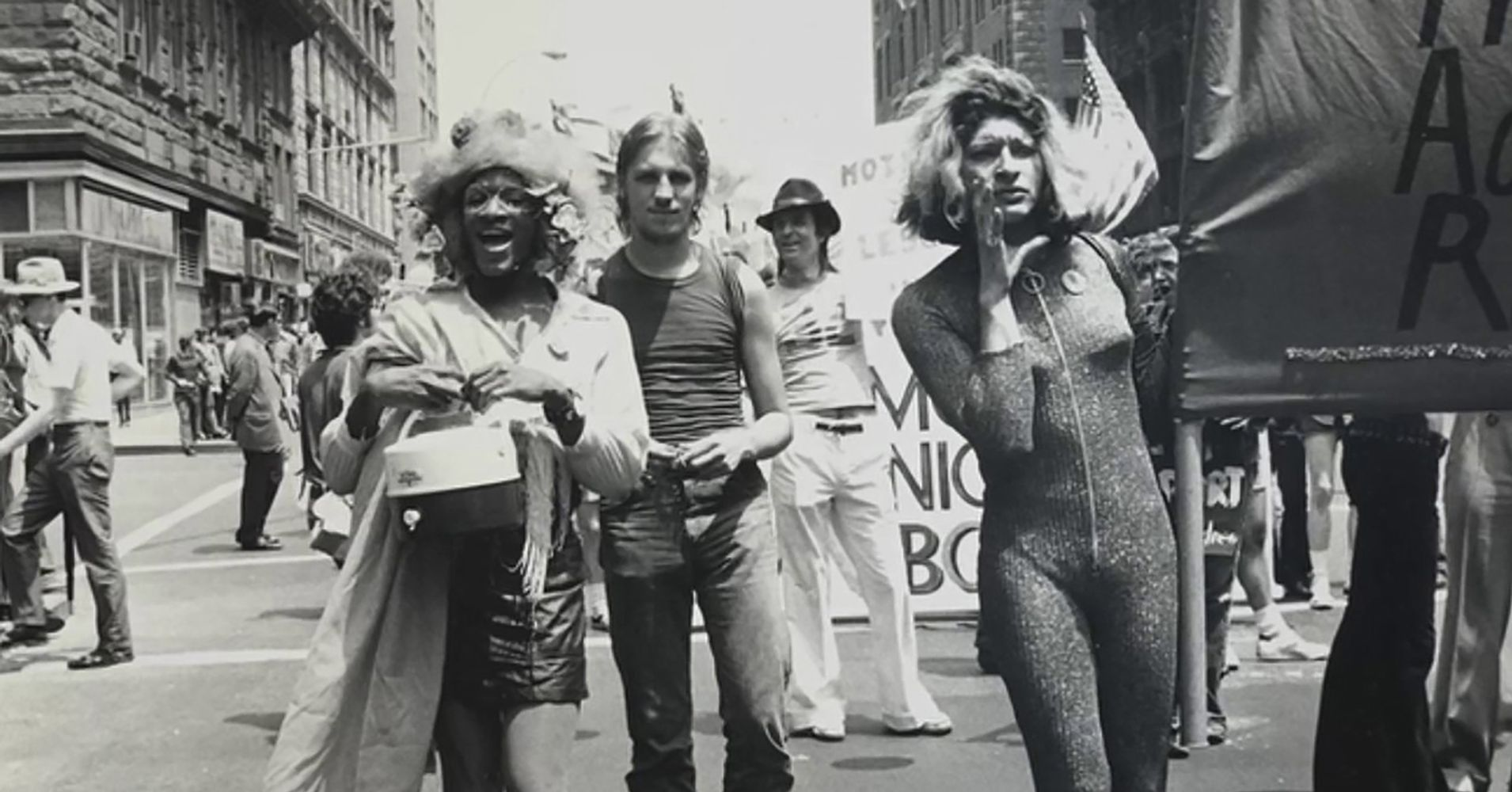 Influential LGBT+ people from history: Sylvia Rivera