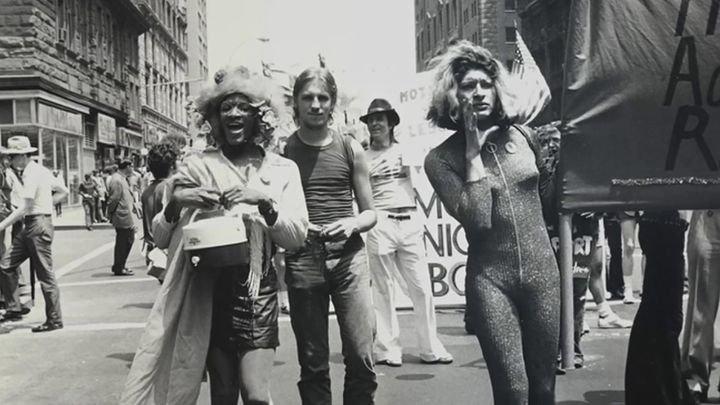 Sylvia Rivera and Marsha P. Johnson