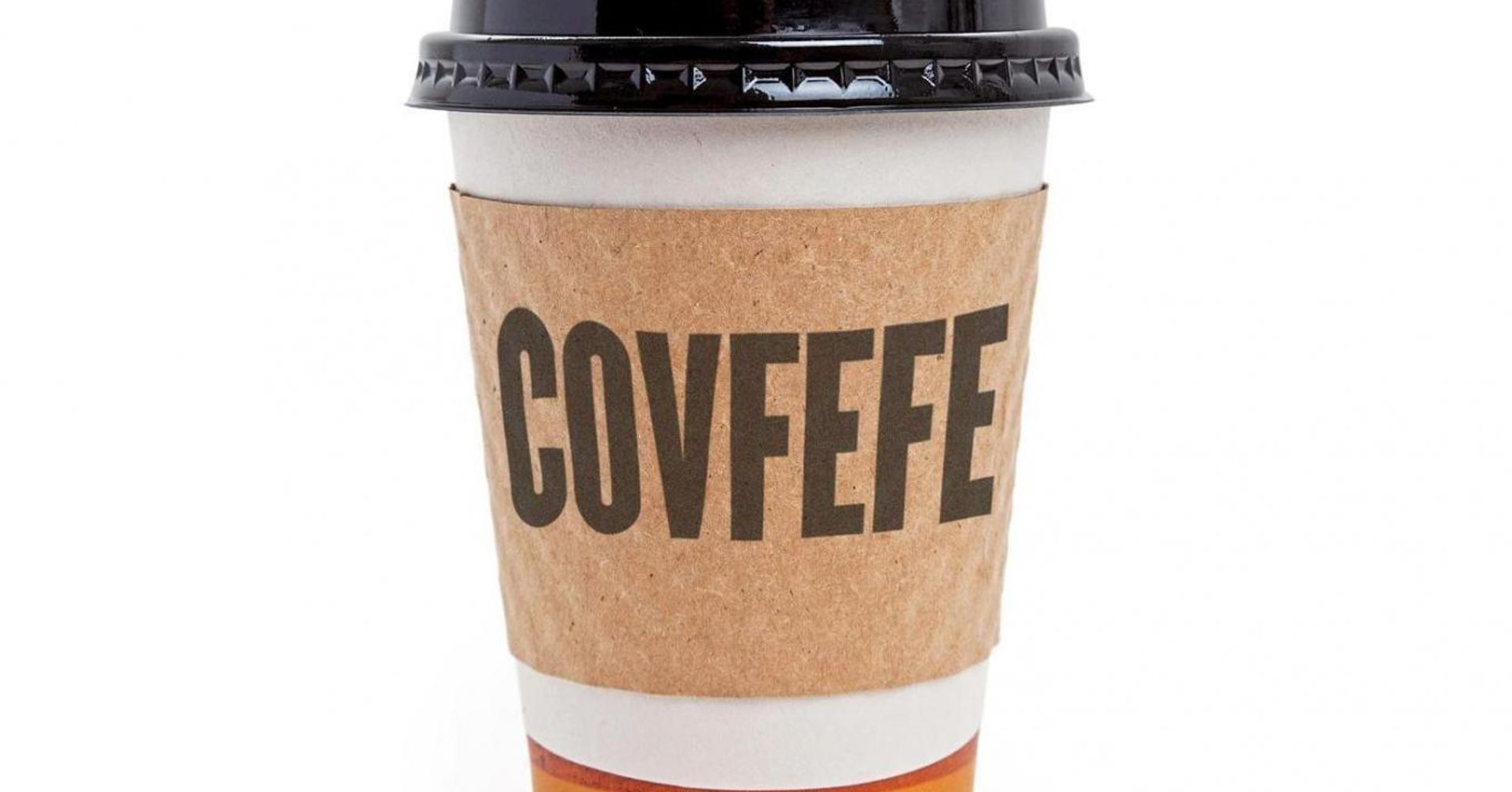 """Covfefe"" - Social Confetti - Laughing Together And Being United Regardless Of Our Beliefs."