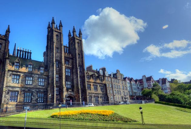 Edinburgh Uni email snafu tells students they won't be graduating