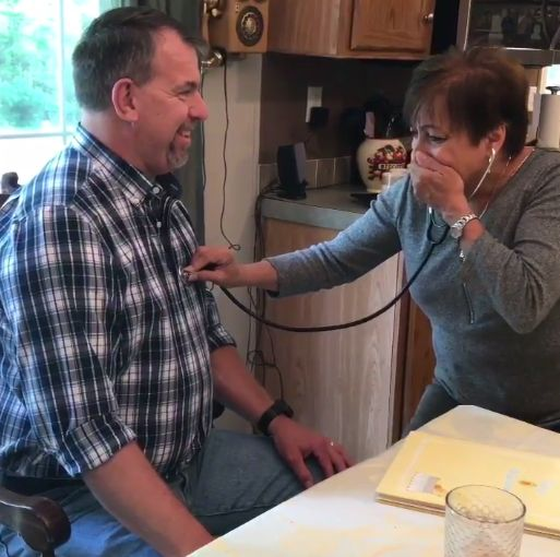 Mother Hears Late Son's Heart Beating Inside Transplant