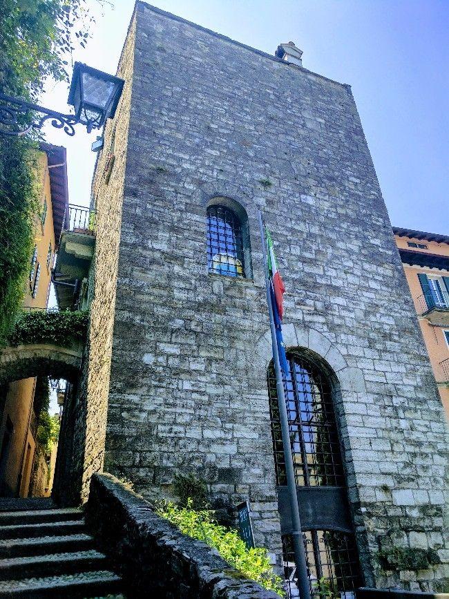Bellagio's tower