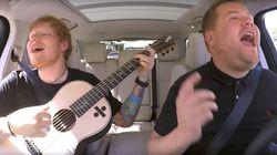 Ed Sheeran's 'Carpool Karaoke' Teaser Is Finally