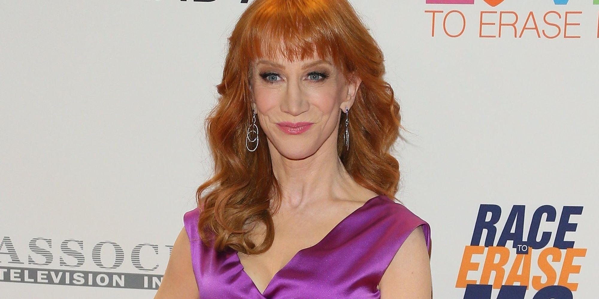 CNN Fires Kathy Griffin Over Shocking Trump 'Beheading' Photo-Shoot