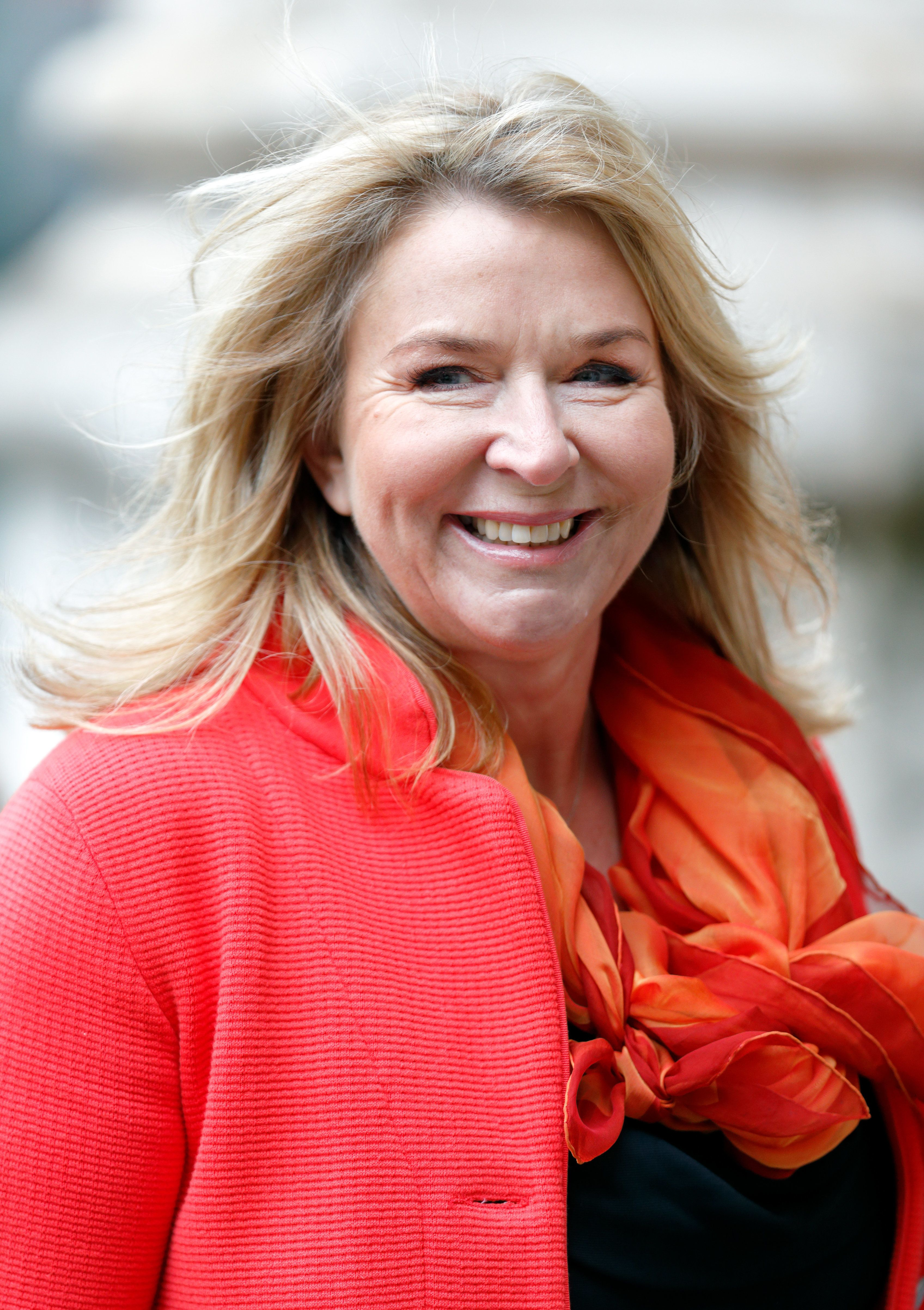 Fern Britton Reveals She Was Left 'Fighting For Her Life' Last Year After Contracting