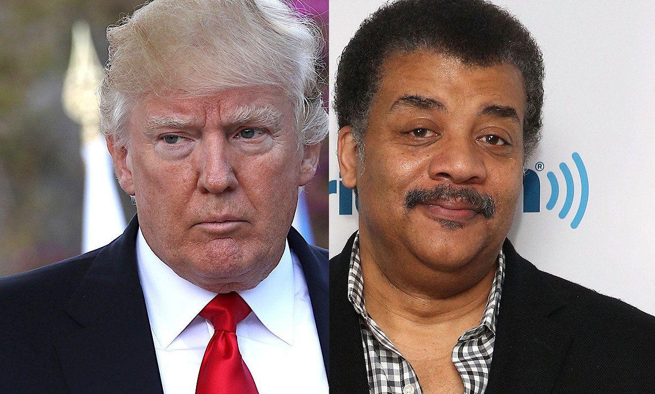 Neil deGrasse Tyson Burns Donald Trump Over Paris Deal