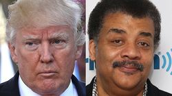 Neil deGrasse Tyson Burns Donald Trump Over Paris Deal