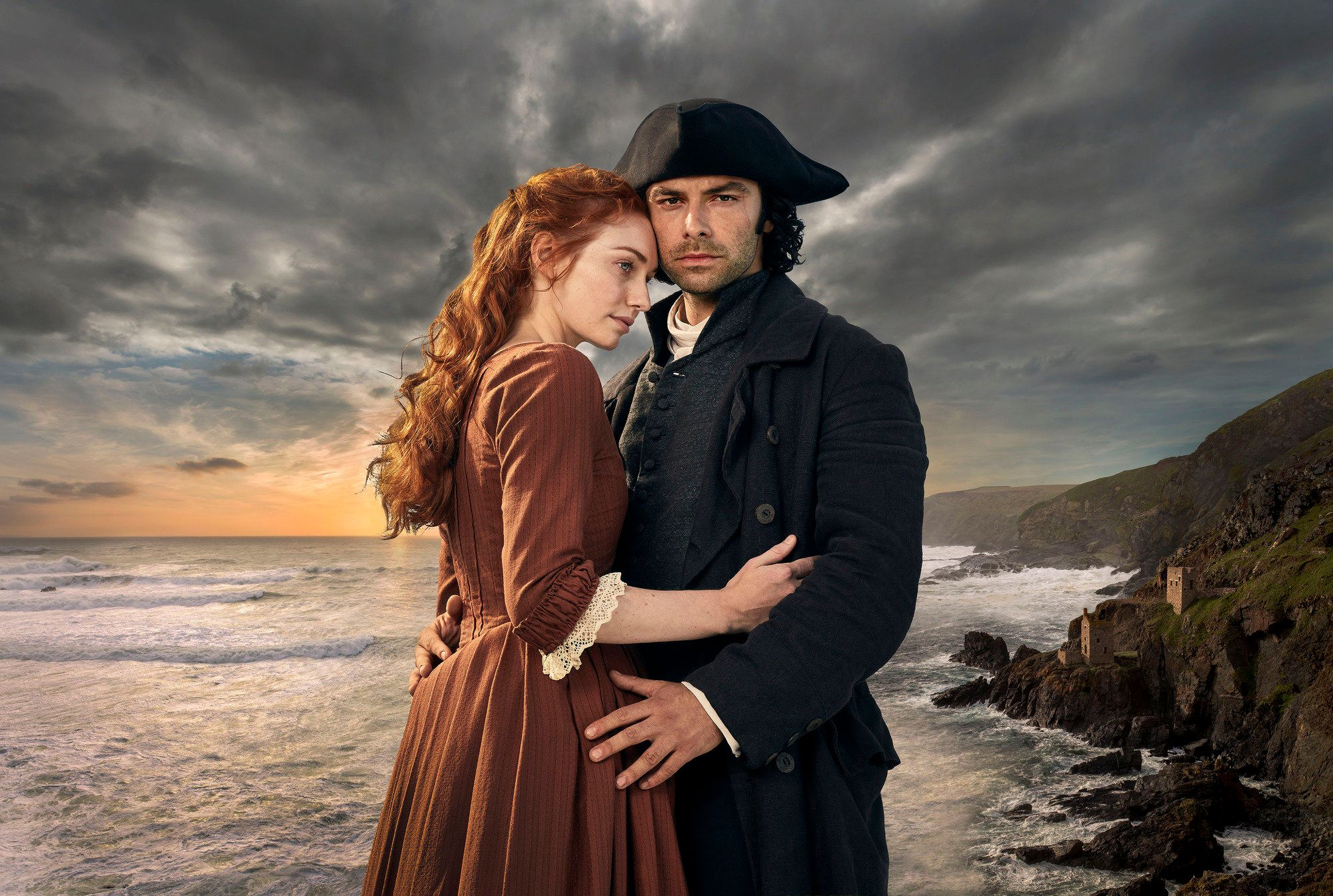 'Poldark' Serie 3 Release Date Confirmed, And It's Very, Very