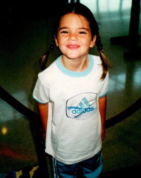 Kendall Jenner Has Been Auditioning To Be An Adidas Model Since She Was A