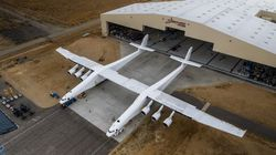 Microsoft Billionaire Unveils The Largest Aircraft In The