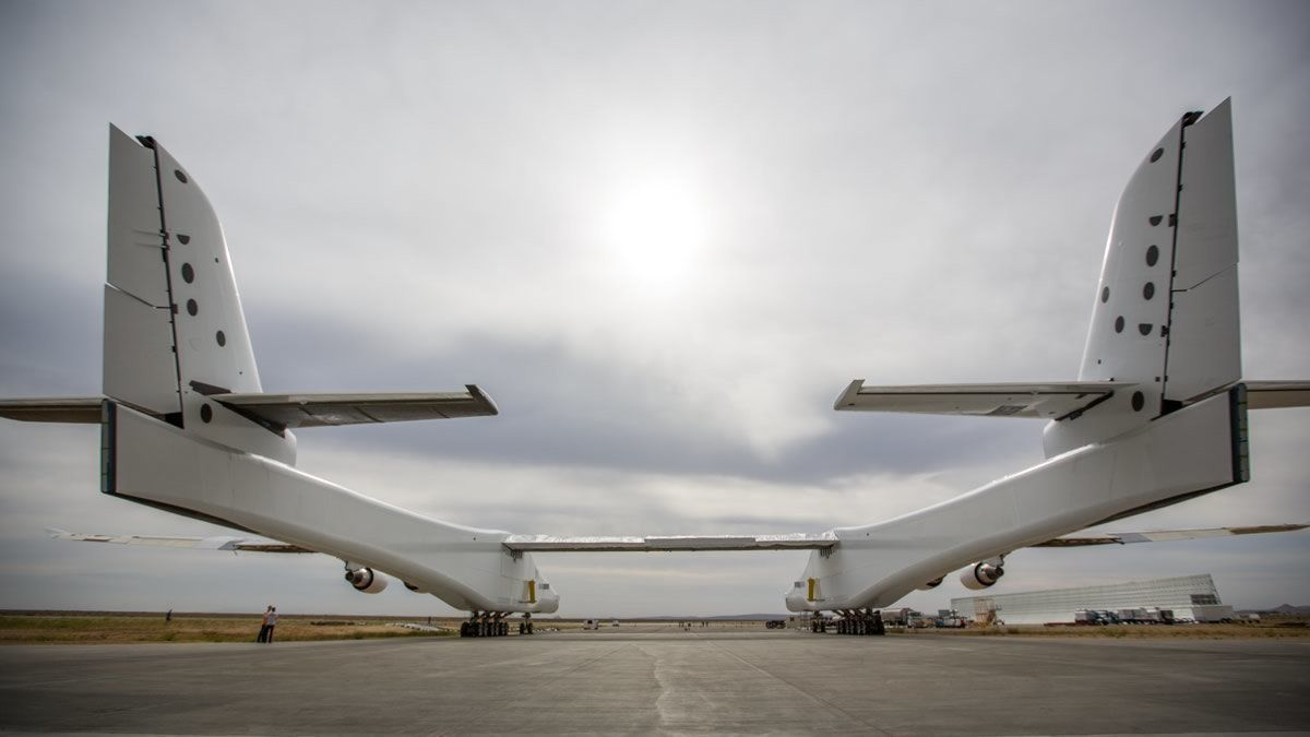 World's Largest Airplane Readies For Flight