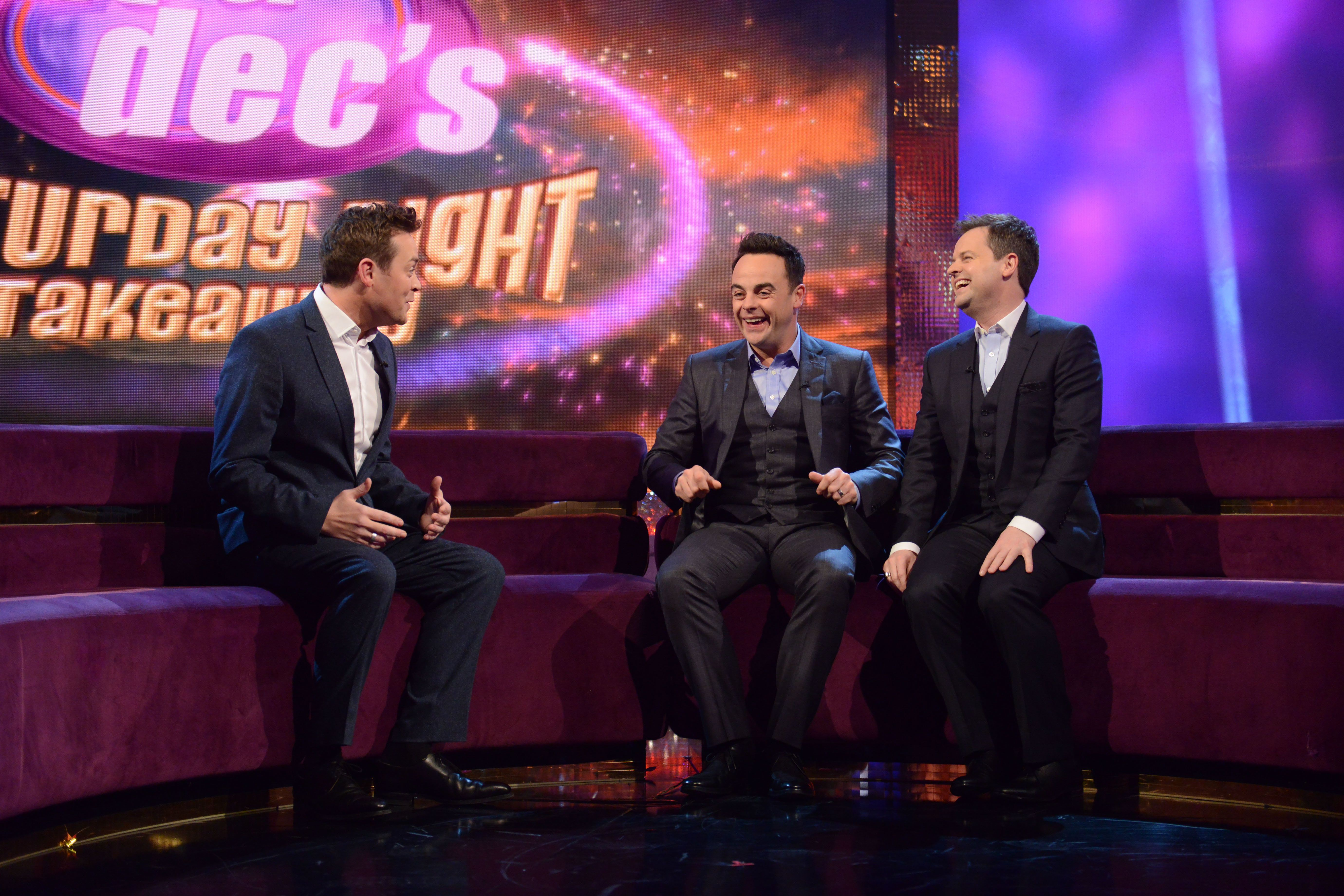 Stephen Mulhern 'To Land 'Saturday Night Takeaway' Spin-Off