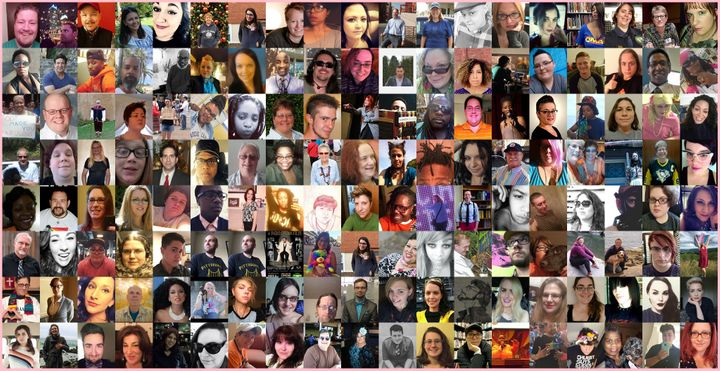 Images of multiple AMPLIFY contributors, not necessarily those listed above.