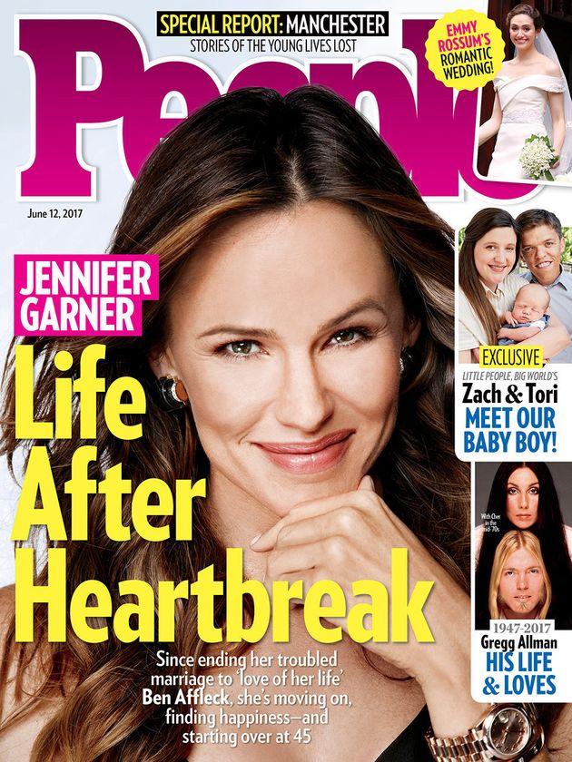 Jennifer Garner Denounces People Magazine Cover Story About