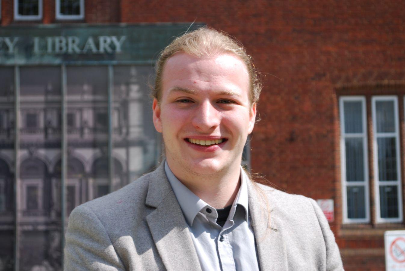 Thomas Gravatt, a Southampton University student, has delayed his final exams for the