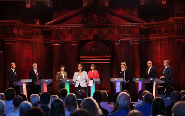 Jeremy Corbyn WILL take part in the BBC Election Debate