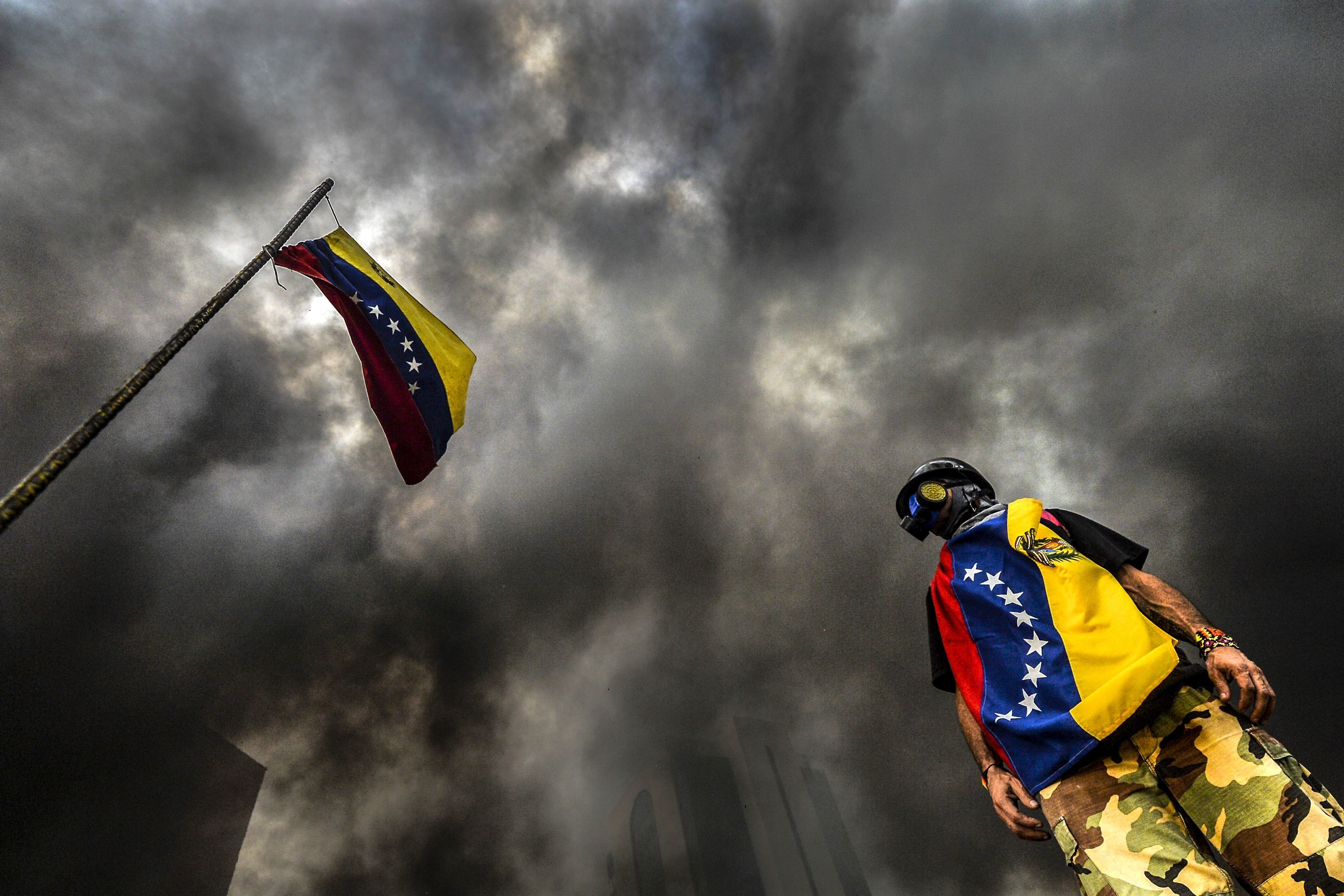 Venezuela has turned it into a dark dystopian nightmare.