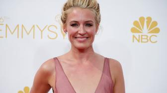 Television host Cat Deeley arrives at the 66th Primetime Emmy Awards in Los Angeles, California August 25, 2014.  REUTERS/Lucy Nicholson (UNITED STATES -Tags: ENTERTAINMENT)(EMMYS-ARRIVALS)