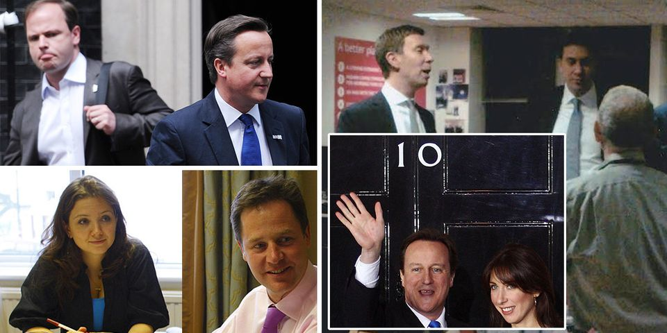 UK Elections: Former Labour, Lib Dem And Tory Spin Doctors Reveal The Strategies That Won (And Lost)...