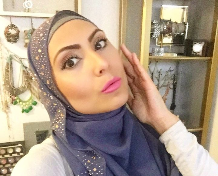 Zahraa Zuniga is a convert from Long Beach, California.