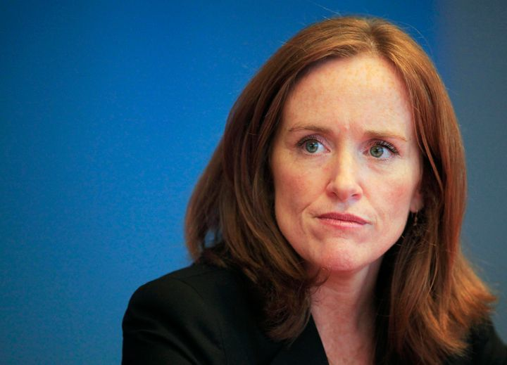 A file photo of now-Rep. Kathleen Rice (N.Y.) in 2010. Rice says the Office of Personnel Management declined to res