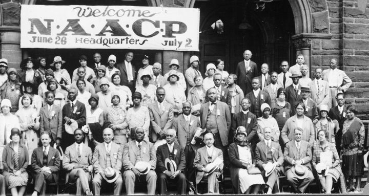 Historic NAACP Convention photo