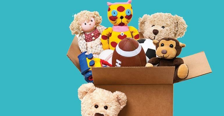 Toys For Donation : Teaching children to take care of the planet can be easy