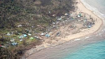 The devastating 2016 cyclone caused a rise in domestic violence in Fiji And scientists say climate change will drive more extreme weather in future