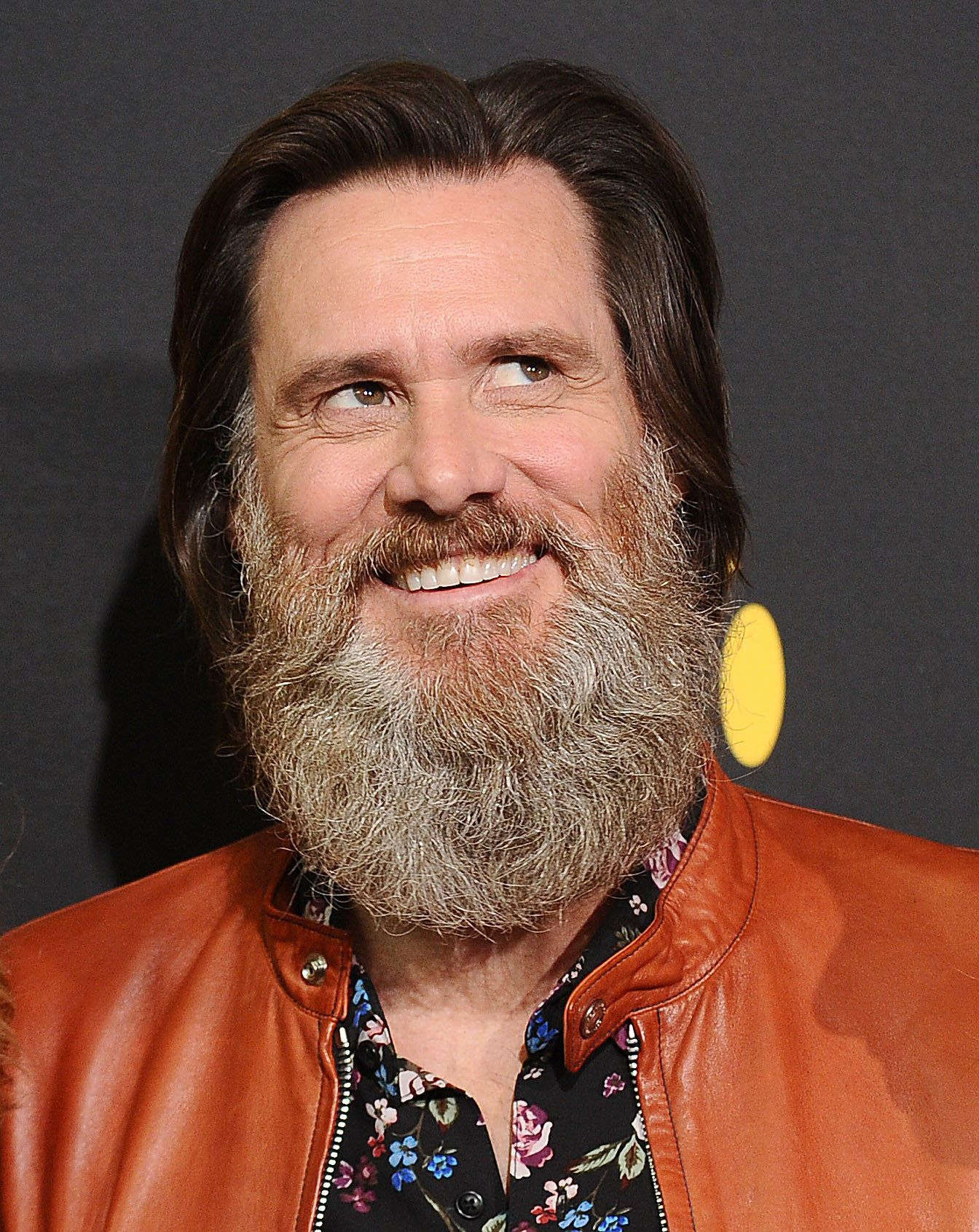 LOS ANGELES, CA - MAY 31:  Producer Jim Carrey attends the premiere of 'I'm Dying Up Here' at DGA Theater on May 31, 2017 in Los Angeles, California.  (Photo by Jason LaVeris/FilmMagic)
