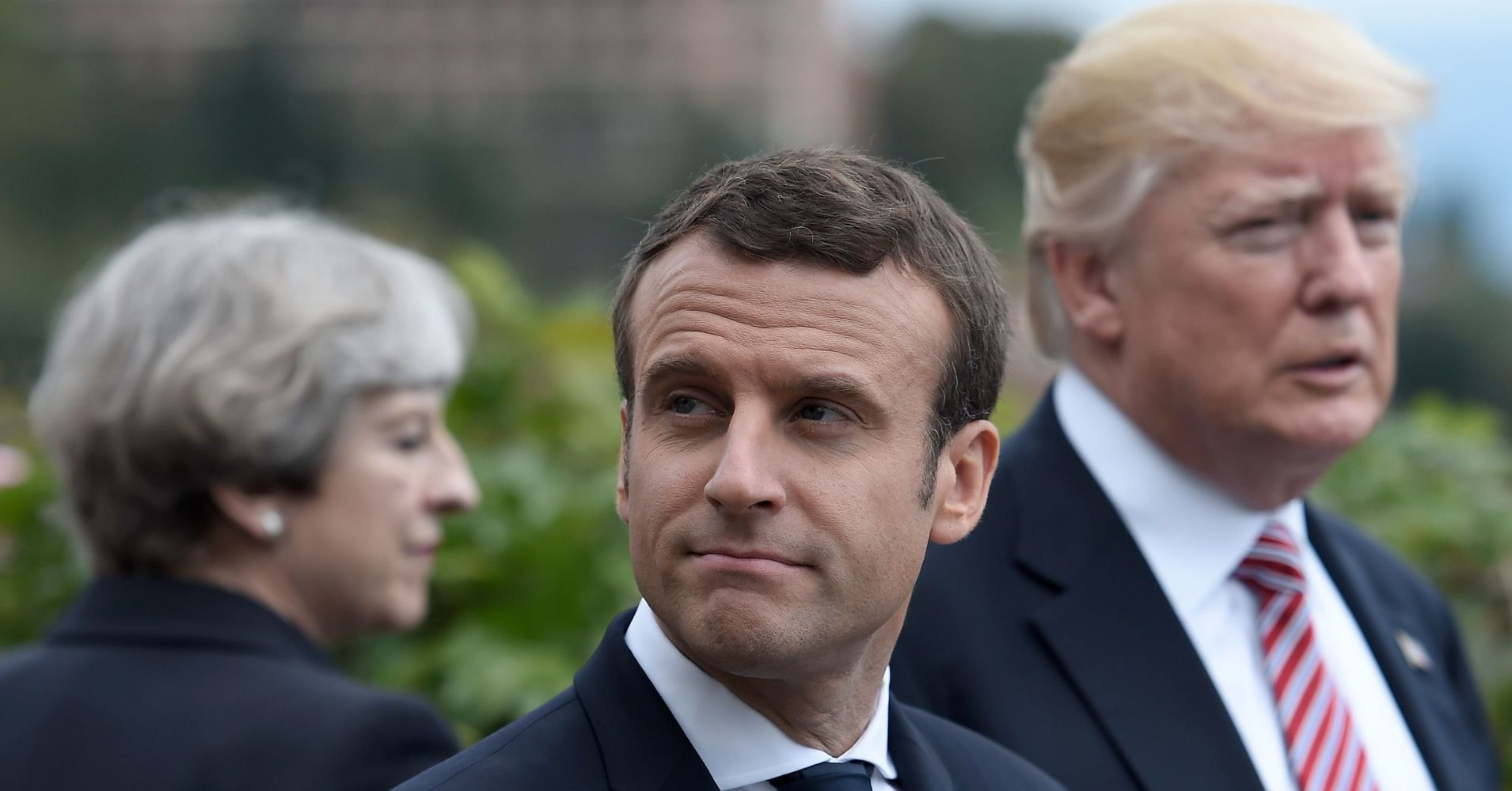 French President To U.S. Scientists: Come Work With Us On Climate Change